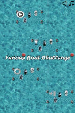 Furious Boat Challenge