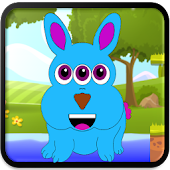 Super Fun Rabbit Run: Animal Adventure