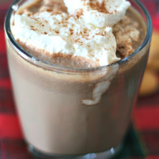 Slow-Cooker Hazelnut Hot Chocolate