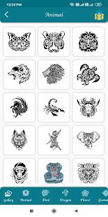 Download Tattoo Photo Editor & Maker - Tattoo On My Photo For PC Windows and Mac apk screenshot 3