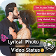 Download My Photo Lyrical Video Status Maker With Music For PC Windows and Mac
