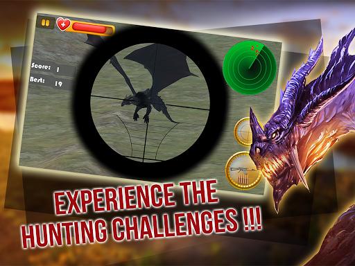 Sniper Dragon Slayer Hunter 3D