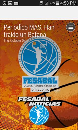 FESABAL NEWS El Salvador