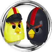 Guide Angry birds go new