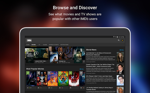 IMDb Movies & TV 7.4.1.107410100 screenshots 7