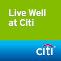 Live Well at Citi icon