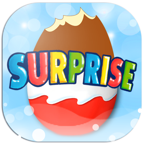 Surprise Eggs - Toys for Kids 休閒 App LOGO-硬是要APP