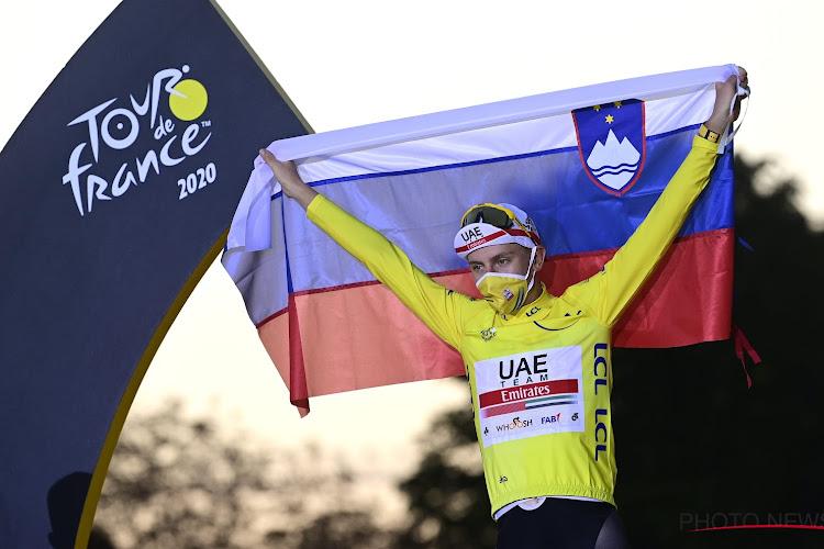 Tour de France 2020: dit zijn de eindnoteringen