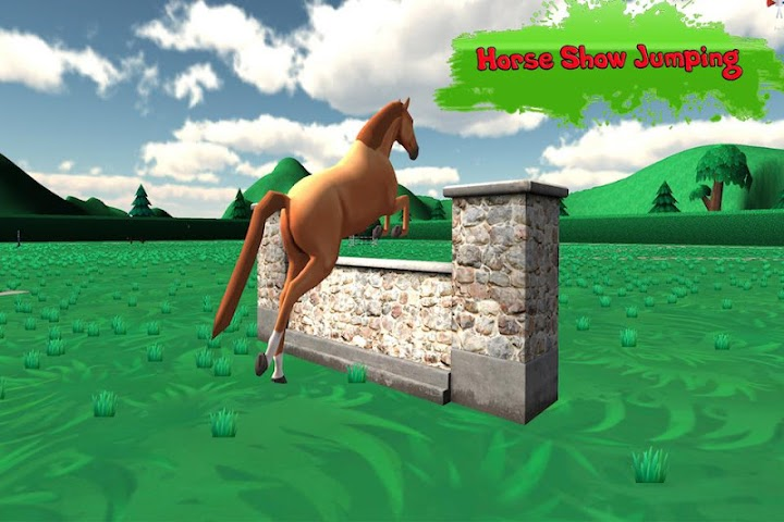 android Super Horse 3D Screenshot 2