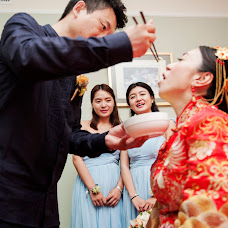 Wedding photographer Gang Sun (GangSun). Photo of 16.07.2016