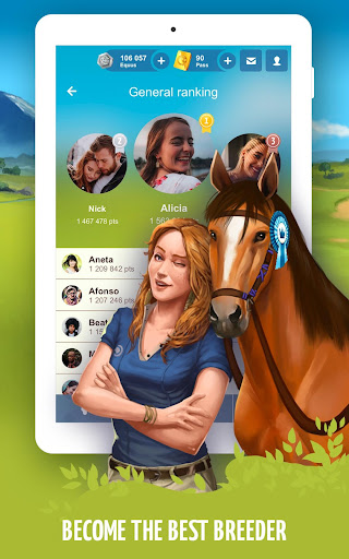 Howrse - free horse breeding farm game 4.0.5 screenshots 21