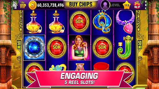 Slots : FREE Vegas Slot Machines - 7Heart Casino! 1.71 screenshots 7