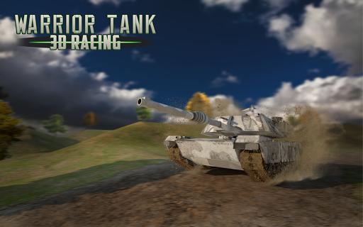 戦士タンク3Dレーシング