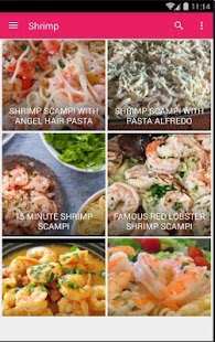 shrimp recipes in the oven - náhled