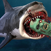 Dead Bait: Shark VS Zombie