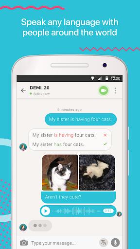 Tandem: Find Language Exchange Partners Worldwide 1.7.3 screenshots 3