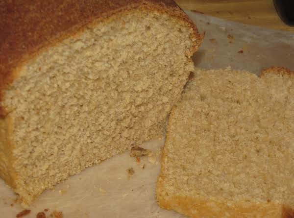 Shelia's Whole Wheat Bread Loaf Recipe