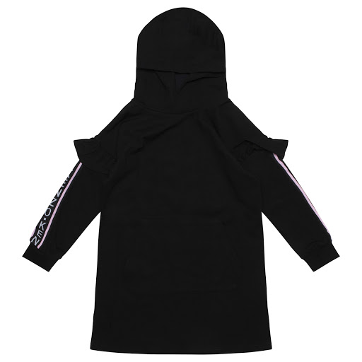 Primary image of Kenzo Kids Girls Hooded Dress