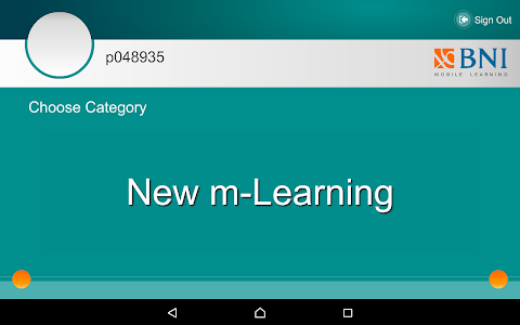 BNI Mobile Learning screenshot 2