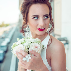 Huwelijksfotograaf Katerina Platonova (sescar). Foto van 08.12.2018