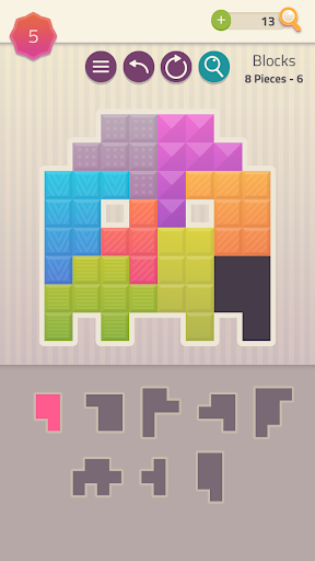 Polygrams - Tangram Puzzle Games 1.1.33 screenshots 10