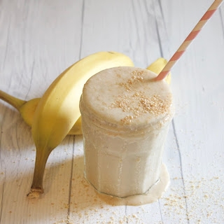 Banana Cheesecake Smoothie