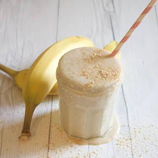 Banana Cheesecake Smoothie.