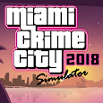 Miami Crime Games - Gangster City Simulator