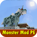 Monster Mods For Minecraft PE icon
