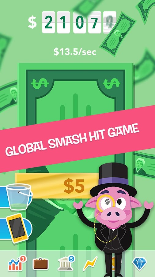 Make It Rain: Love of Money- screenshot