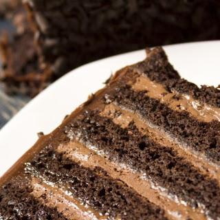 Chocolate Stout Cake