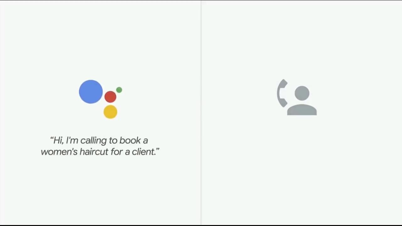 구글 듀플렉스 시연으로 본 음성인식/합성 기술의 아날로그식 문제해결