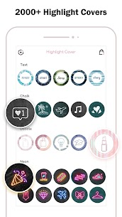 Highlight Cover Maker for Instagram Story Mod Apk (VIP Unlocked) 2