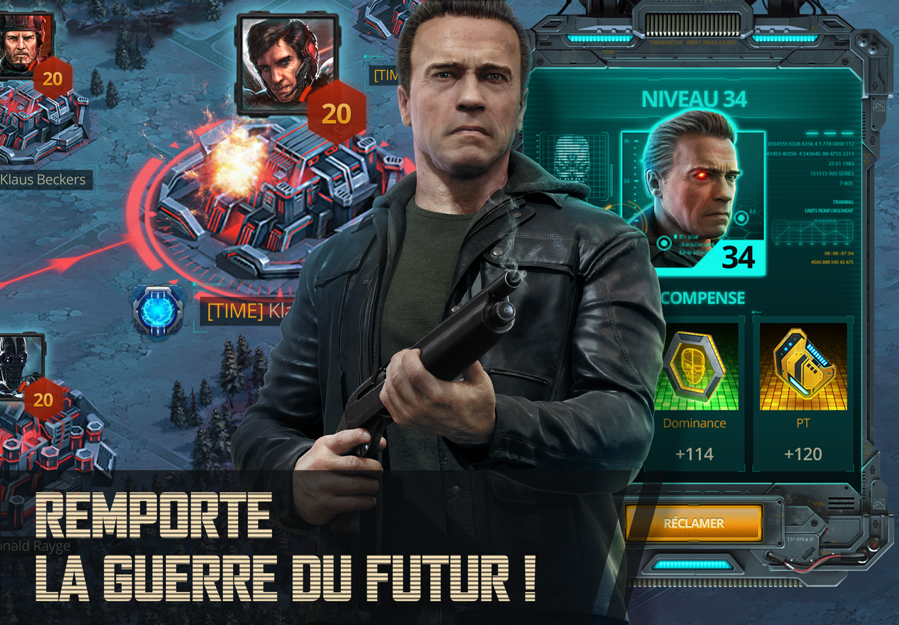 Terminator Genisys: Future War – Capture d'écran