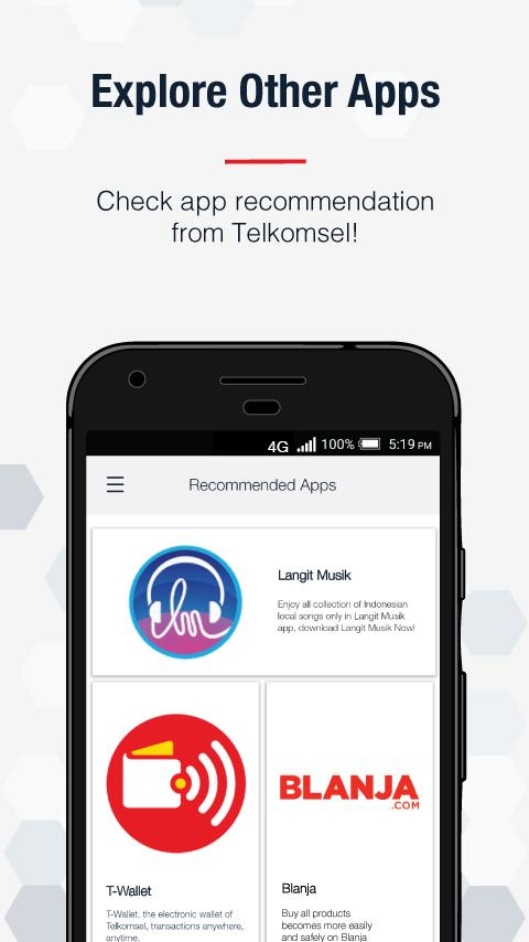 MyTelkomsel- screenshot