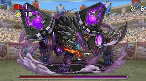 強化の闘技場-8F