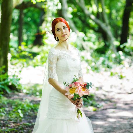 Wedding photographer Ekaterina Korzh (KateKorzh). Photo of 21.12.2016