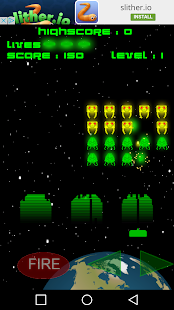 Invaders - Retro Arcade Space Shooter- screenshot thumbnail