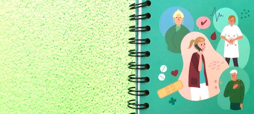 3 skäl till att vård- och omsorgspersonal har användning av SBAR i fickformat