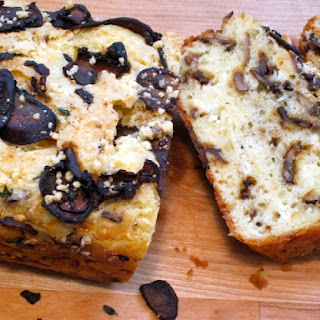 Mushroom Cake (Torta de Champiñones)