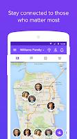 Screenshot of Family Locator