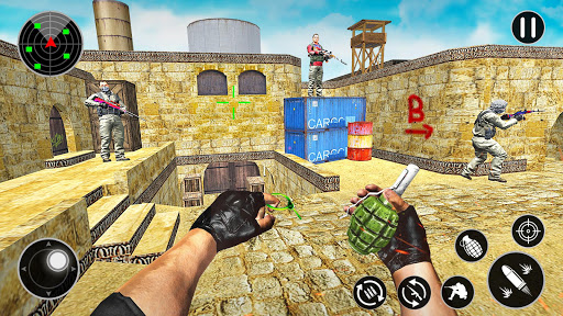 FPS Commando Strike Mission: New Shooting Games 1.0.2 screenshots 10