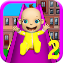 Baby Babsy Playground 2 Gold icon