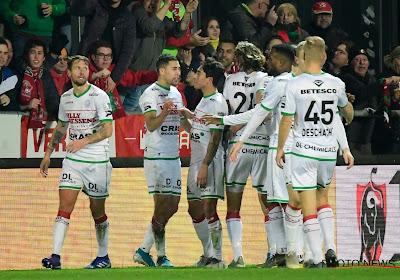 Zulte Waregem wint intense match bij KV Mechelen en maakt strijd om play-off 1 hyperspannend