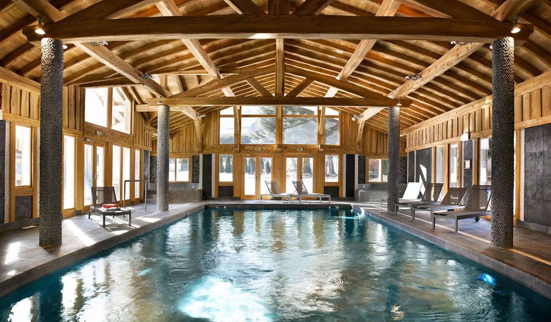 Appartement avec piscine Les Houches