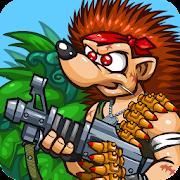 Hedgehogs Commandos: Think.Aim.Shoot.Jump
