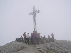 Photo: La croce in vetta