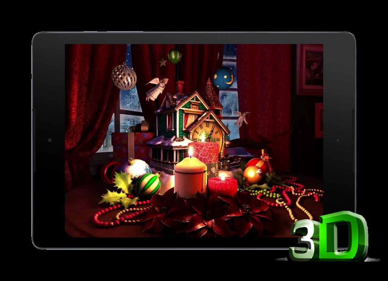 Christmas 3D Live Wallpaper  screenshotChristmas 3D Live Wallpaper   Android Apps on Google Play. 3d Christmas Live Wallpaper Apk Free Download. Home Design Ideas