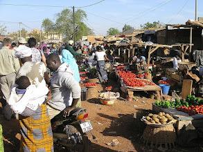 Photo: bazar warzywny