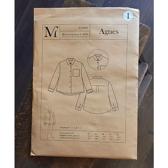 Agnes Skjorta av Mönsterfabriken